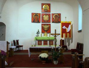 Presbyterium Farnost Vychodna