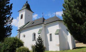 Kostol Farnost Vychodna